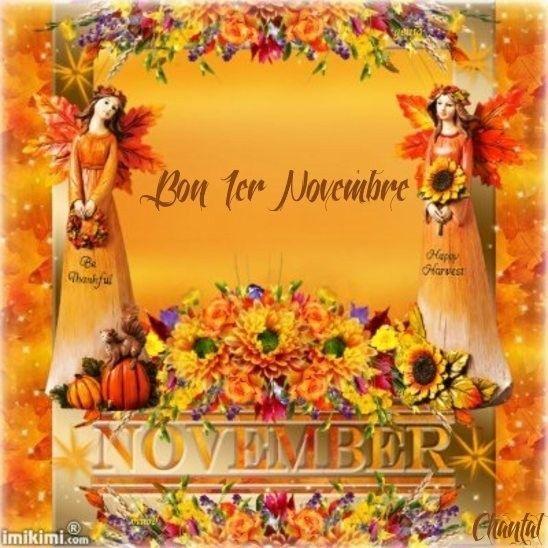 Bon Ier Novembre