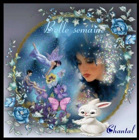 Je vous souhaite une belle et bonne semaine