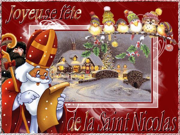 Joyeuse Fête de la St. Nicolas