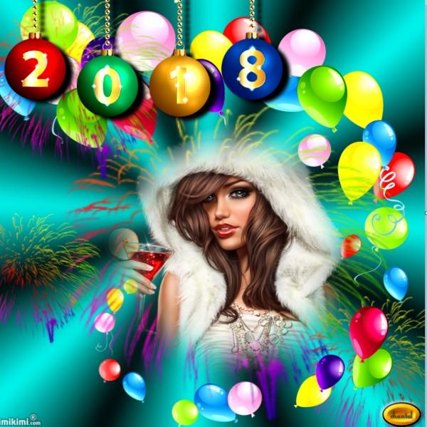 Trinquons à la Nouvelle Année