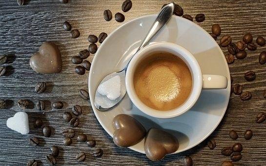 Un petit caf? ?