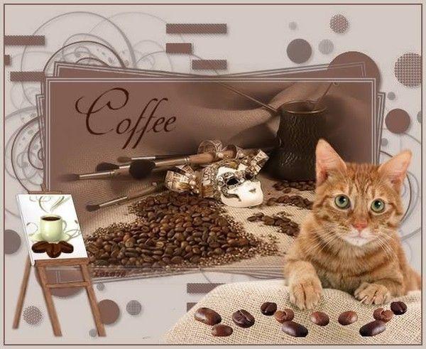 Un petit caf? pour vous r?chauffer ...