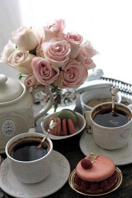 Un petit caf? ?? vous dit ?